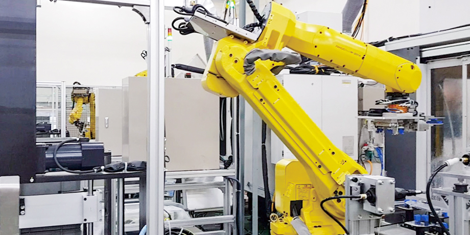 Factory Automation Robotics System